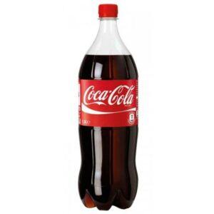 Coca Cola in bottiglia 1,5 lt